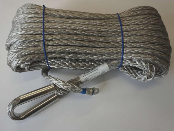 Prime Tech ® Kunststoffseil für Seilwinde bis 7620kg / 16800lbs