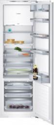 Siemens KI40FP60 Einbau-Kühlautomat, vitaFresh Flachscharnier-Technik, softEinzug mit Türdämpf