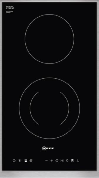Neff Domino NTD1320N Autark. Elektrokochfeld mit Kochstellenreglern