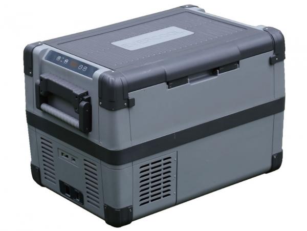 Prime Tech ® Kompressor-Kühlbox 60 Liter bis -20°C, 12/24 Volt