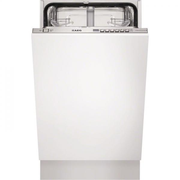 AEG F65412VI0P Energieeffizienzklasse A++, Trocknungswirkung A, 5 Progr, 46 dB, ProCleanTM Körbe, M