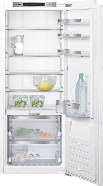 Siemens KI51FAF30 Einbau-Kühlautomat, vitaFresh Flachscharnier-Technik IQ700