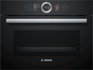 Bosch CSG656RB7, Einbau-Kompaktdampfbackofen