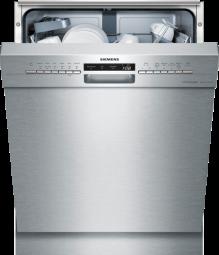 SIEMENS SN436S00ID Extraklasse iQ300, Unterbau-Geschirrspüler, 60 cm, Edelstahl