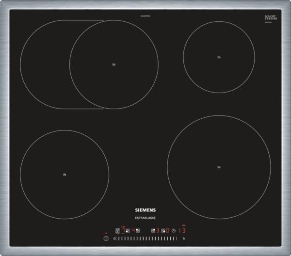 Siemens EH 645 FFB1M Induktions-Kochstelle