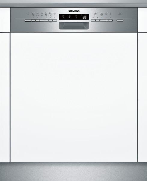 Siemens SN56P532EU speedMatic Geschirrspüler 60 cm Integrierbar - Edelstahl