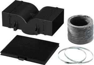 Bosch DHZ5345, Standard Umluftset
