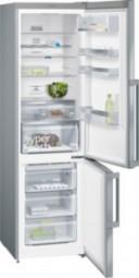 SIEMENS KG39NEI45 Extraklasse iQ300, Freistehende Kühl-Gefrier-Kombination mit Gefrierbereich unten,