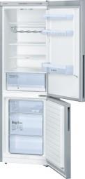 Bosch KGV36VL32 Türen Edelstahl Optik Kühl-/Gefrier-Kombination