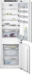 Siemens KI86SAD40 Einbau-Kühl-Gefrier-Kombination Flachscharnier-Technik, softEinzug mit Türdä