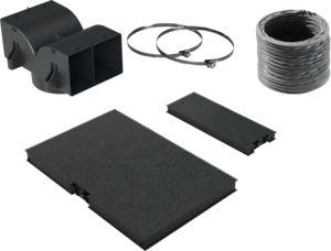 Bosch DWZ0AK0U0, Standard Umluftset
