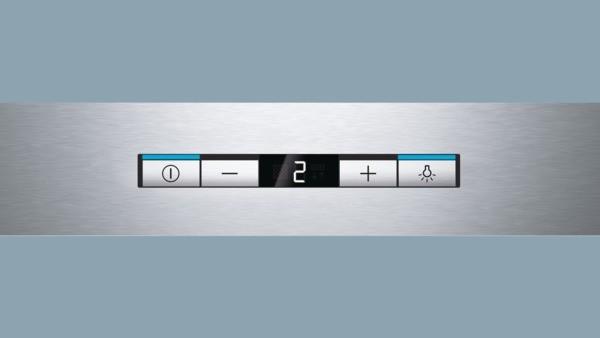 Siemens lc98kc542 edelstahl edelstahl mit glasschirm 90 cm wand esse
