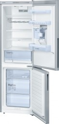 Bosch KGW36XL30S Kühl-/Gefrier-Kombination In Tür integrierter Dispenser für Trinkwasser Tü
