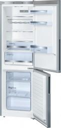 Bosch KGE36DI40 Türen Edelstahl mit Anti-Fingerprint Kühl-/Gefrier-Kombination
