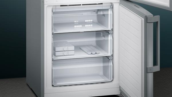 Siemens Kühlschrank Extraklasse : Siemens kg nei p extraklasse iq freistehende kühl gefrier