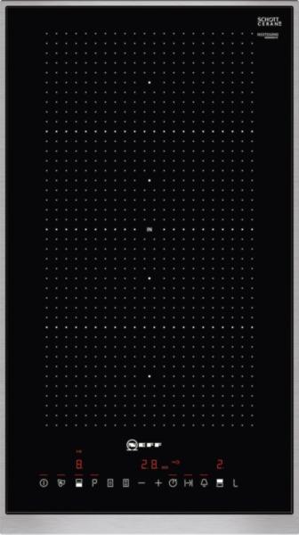 Neff Domino NTD5340N autarkes Elektro-Kochfeld mit Touch & Flexinduktion