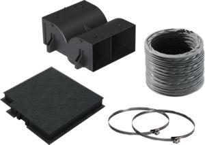 Bosch DWZ0DX0U0, Standard Umluftset