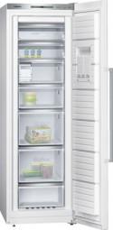 Siemens GS36NAW31 Stand-Gefrierschrank, noFrost Türen weiß IQ500