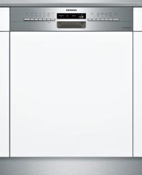 SIEMENS SN536S00GD Extraklasse iQ300, Teilintegrierter Geschirrspüler, 60 cm, Edelstahl