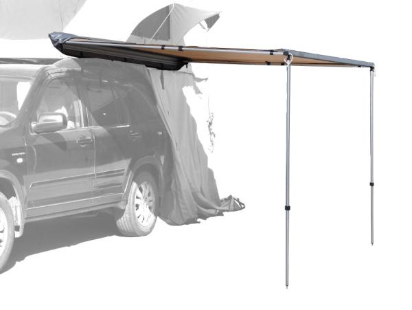 Prime Tech ® Fahrzeug-Markise 200x200x210cm beige auch für Dachzelte
