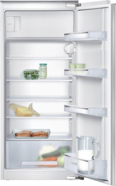 Siemens KI24LV60 Einbau-Kühlautomat Flachscharnier-Technik