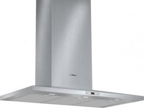 Bosch DWW098E50 Edelstahl Wandesse, 90 cm Walmdach-Design