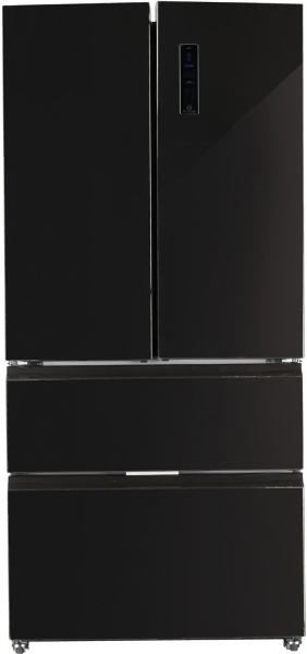 Schneider French-Door-Kühl-Gefrierkombination SFD 410 A++ NF BG
