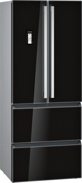 siemens km40fsb20 frenchdoor k hl gefrierkombination no. Black Bedroom Furniture Sets. Home Design Ideas