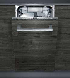 SIEMENS SR656X00TD Extraklasse iQ500, Vollintegrierter Geschirrspüler, 45 cm