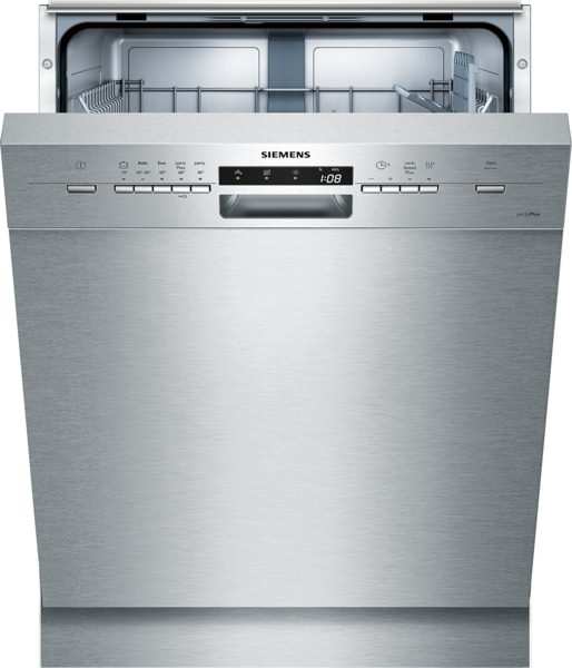 Siemens SN45L536EU »partyPlus« speedMatic Geschirrspüler 60 cm Unterbaugerät - Edelstahl