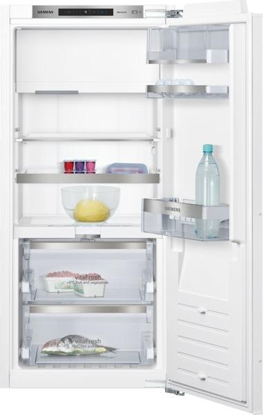 Siemens KI42FAD30 Einbau-Kühlautomat, vitaFresh Flachscharnier-Technik, softEinzug mit Türdämp