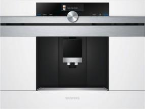 Siemens CT636LEW1 Kaffeevollautomat weiß