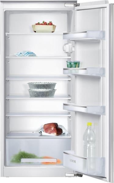 Siemens KI24RV60 Einbau-Kühlautomat Flachscharnier-Technik