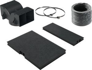 Bosch DWZ0AF0U0, Standard Umluftset