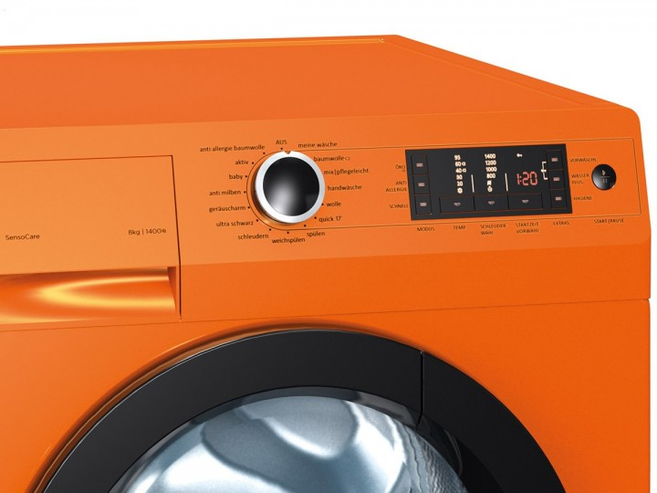 Gorenje Kühlschrank Orange : Gorenje w 8543 to waschmaschine 8 kg; orange beladungsmenge: 8 kg