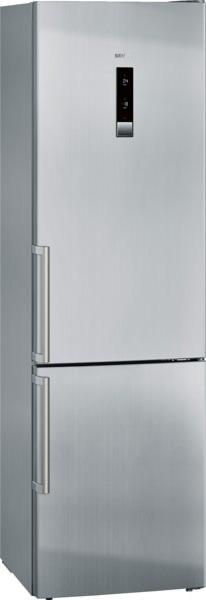 siemens kg39nxi42 k hl gefrier kombination nofrost t ren edelstahl antifingerprint iq500. Black Bedroom Furniture Sets. Home Design Ideas