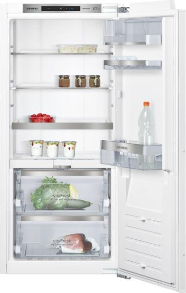 Siemens KI41FAD30 Einbau-Kühlautomat, vitaFresh Flachscharnier-Technik, softEinzug mit Türdämp