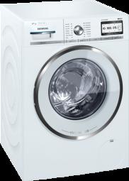 SIEMENS iQ800 WM6YH891 Extraklasse, Waschmaschine, Frontloader, 9 kg, 1600 U/min. A+++