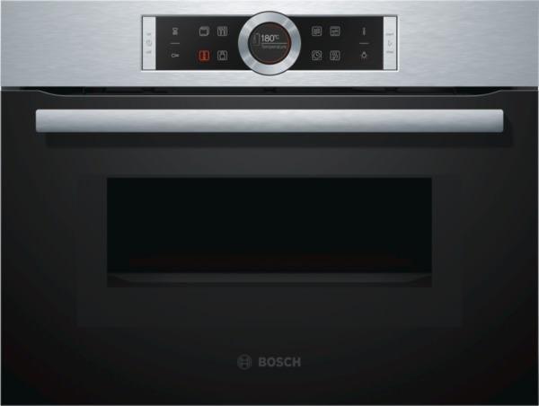 bosch cmg633bs1 edelstahl kompaktbackofen mit mikrowelle. Black Bedroom Furniture Sets. Home Design Ideas