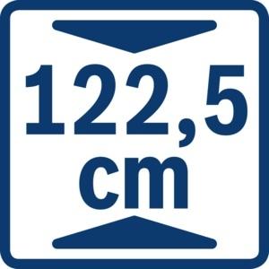 Bosch KIL 24E62 Nische122,5cm; Festtür