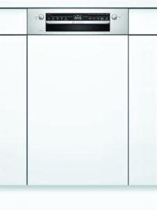 Bosch SPI2XMS01E, Teilintegrierter Geschirrspüler (F)