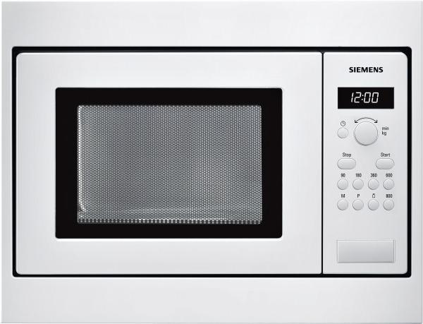 Siemens Mikrowelle HF15M252 weiß