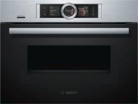 Bosch CNG6764S6 Kompaktbackofen mit Mikrowelle