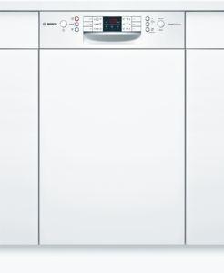 Bosch SPI46MW01E, Teilintegrierter Geschirrspüler (F)