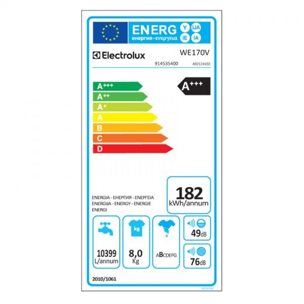 Electrolux we170v mypro gewerbe waschmaschine fur profis for Küchenstudio bochum