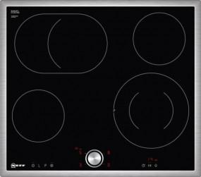 Neff TBT1676N autark. Elektro-Kochfeld mit Kochstellenreglern