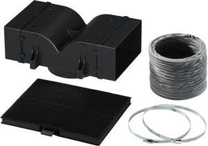 Bosch DHZ5385, Standard Umluftset