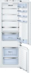 Bosch KIS87AD40 Einbau-Kühl-/Gefrier-Kombination Flachscharnier, mit Softeinzug