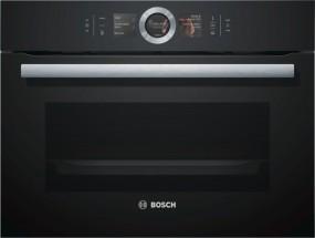 Bosch CSG656RB6 Vulkan Schwarz Kompaktdampfbackofen