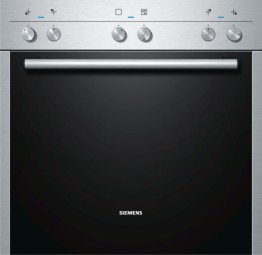 Siemens HE20BD520 Edelstahl Einbauherd